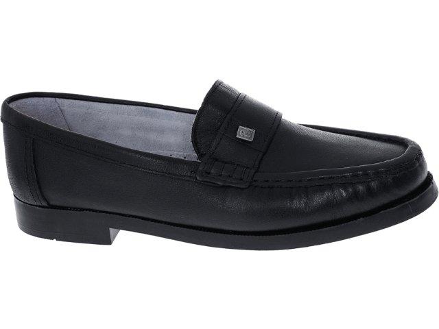 Sapato Masculino Bras America 3099 Preto