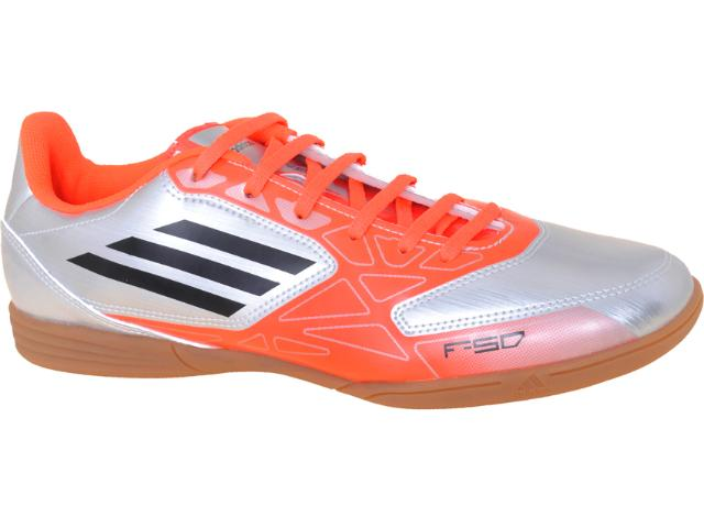 Tênis Masculino Adidas G61504 f5 in  Prata/laranja