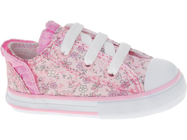 Tênis Fem Infantil All Star 1531007 Rosa