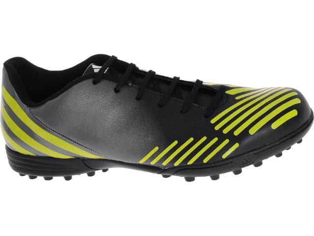 Tênis Masculino Adidas V22142 Predito lz Trx tf Grafite/preto/amarelo