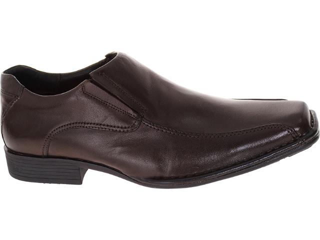 Sapato Masculino Ferracini 4277 Tabaco