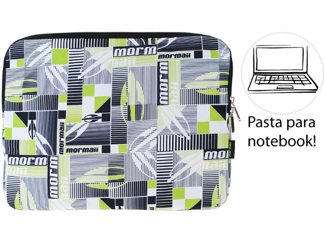 Pasta Unisex Mormaii Mrid58507 Estampado Verde