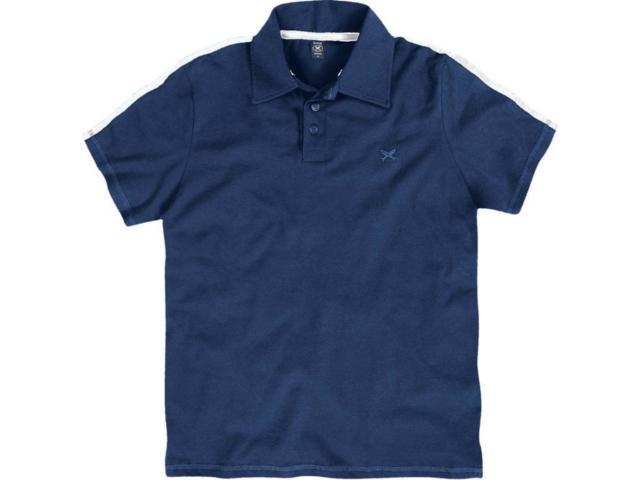 Camiseta Masculina Hering 03e2 Au410s Marinho