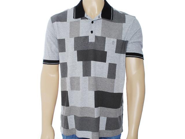 Camisa Masculina Individual 306.11111.004 Preto