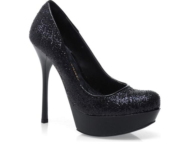 Sapato Feminino Via Marte 12-4002 Preto