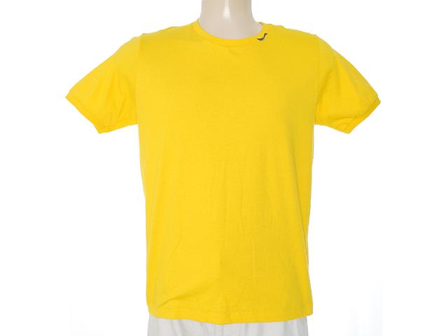 Camiseta Masculina Coca-cola Clothing 353203078  Amarelo