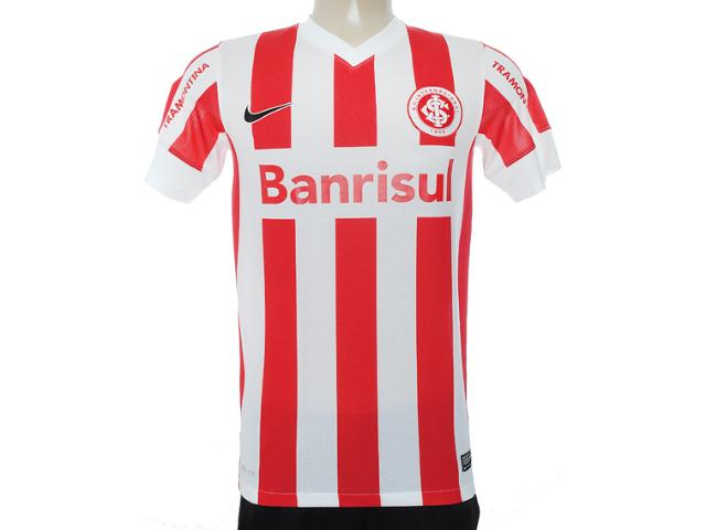 Camisa Masculina Inter 527922-106 Branco/vermelho