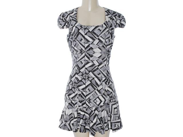 Vestido Feminino Dopping 018032003 Preto