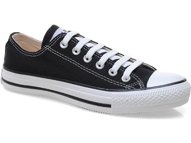 Tênis Unisex All Star Ct114001 Preto