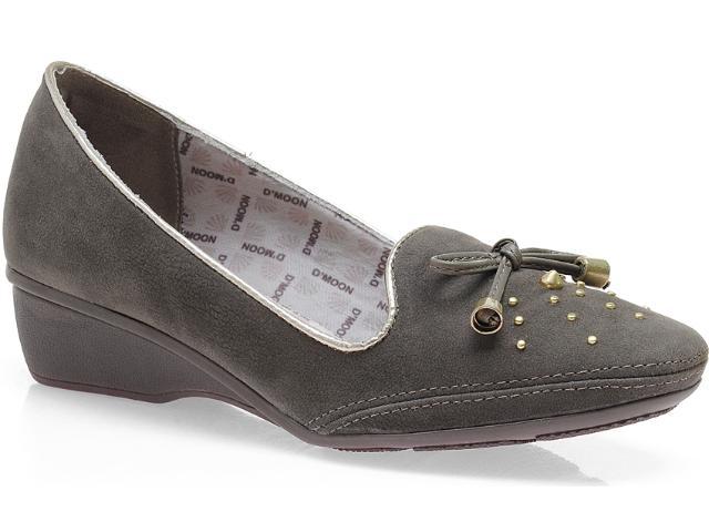 Sapato Feminino d Moon 10829 Bambu