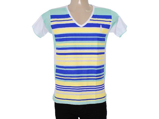 Camiseta Masculina Coca-cola Clothing 353203493 Listrado