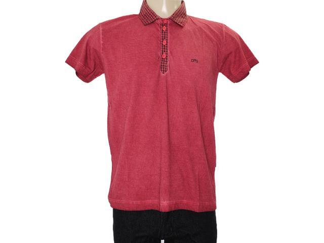 Camisa Masculina Dopping 015463042 Vermelho