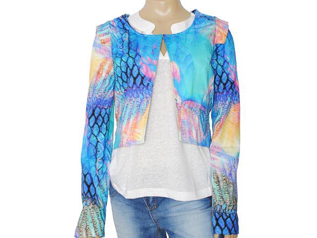 Blazer Feminino Coca-cola Clothing 583200028 Estampado Color