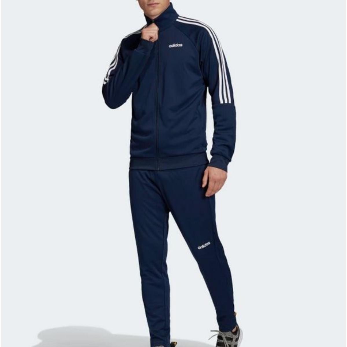 Abrigo Masculino Adidas Fn5796 Sere19 Marinho