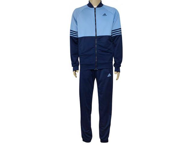 Abrigo Masculino Adidas Cd6362 Mts Pes Cosy Azul/marinho