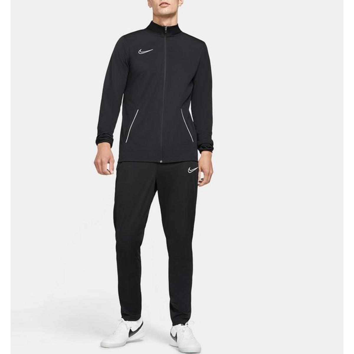 Abrigo Masculino Nike Cw6131-010 Dry Acd21 Trk  Suit Preto