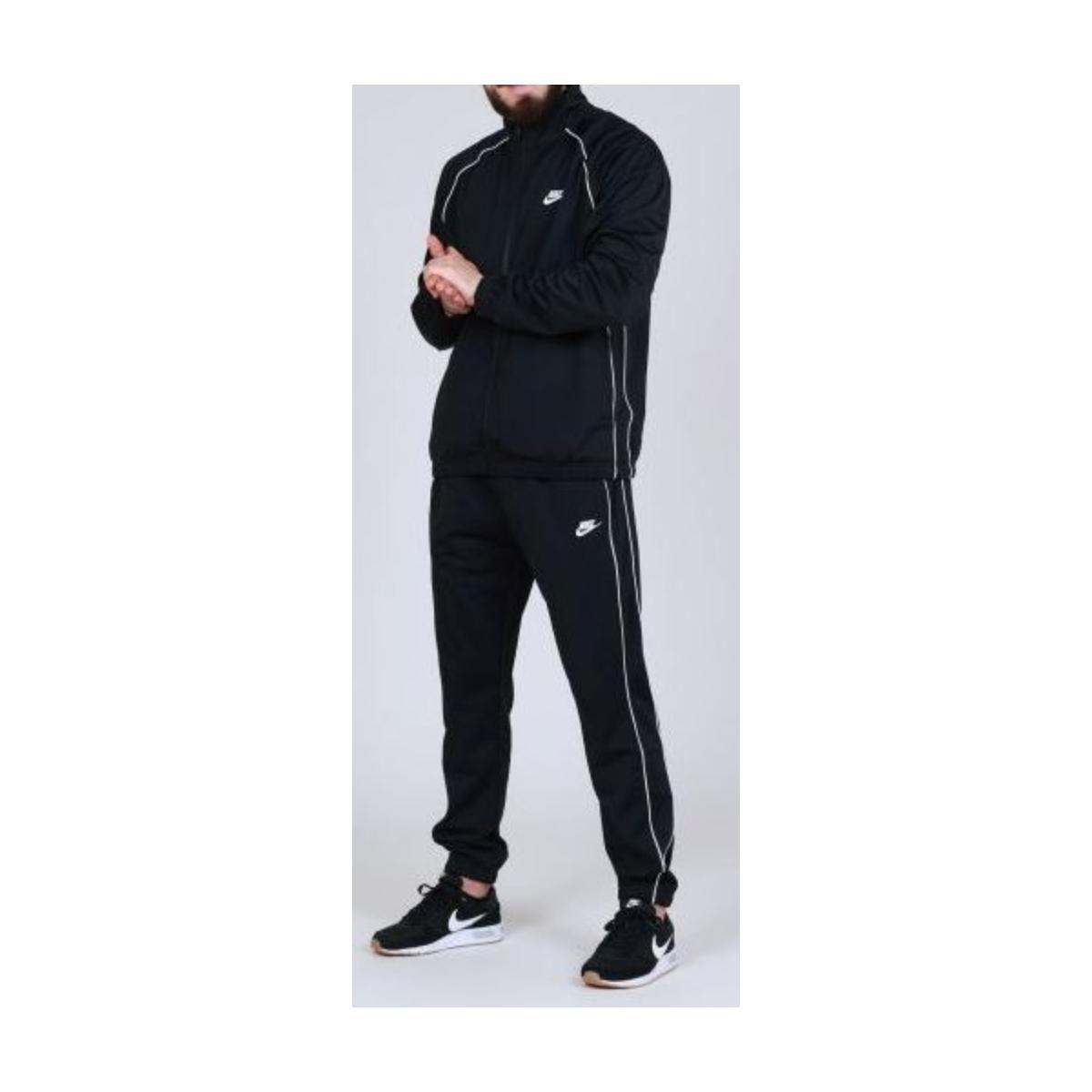 Abrigo Masculino Nike Cz9988-010 Trk Suit Preto