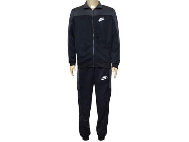 Abrigo Masculino Nike 861774-060 m Nsw Trk Suit pk Grafite/preto