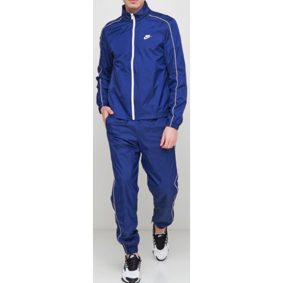 Abrigo Masculino Nike Bv3030-410 Sporswear Marinho