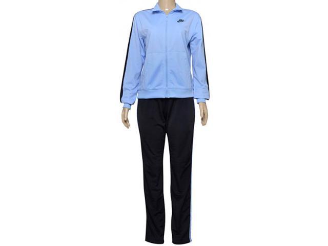 Abrigo Feminino Nike 830345-450 Sportswear Track  Lilas/preto