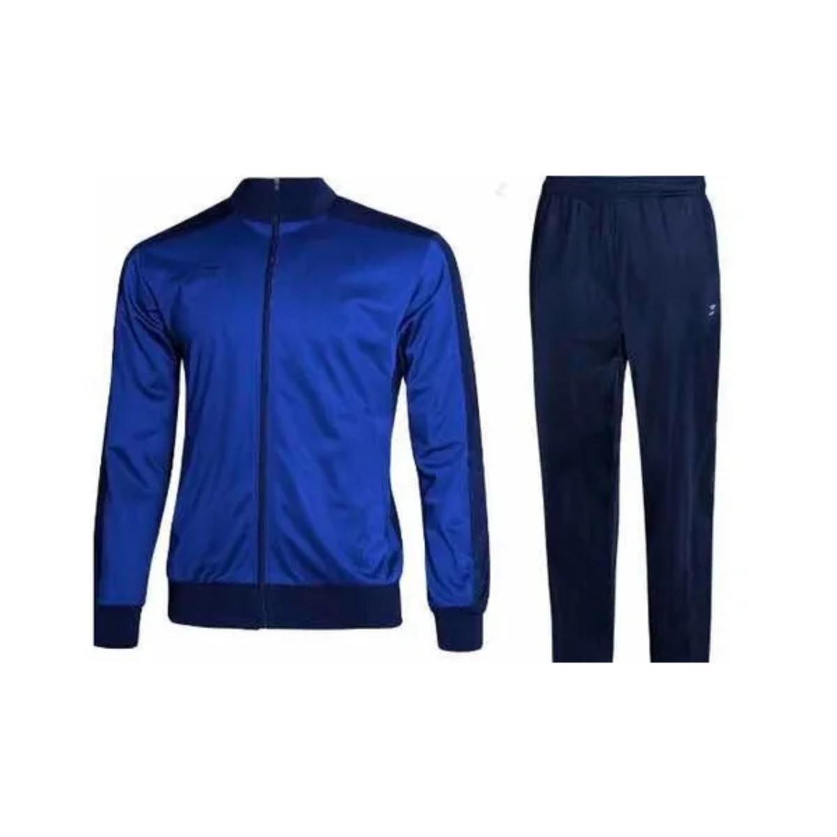 Abrigo Masculino Penalty 355233 6921 Clássico Marinho/azul