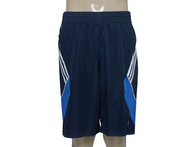 Bermuda Masculina Adidas Ab8379 Sport Marinho