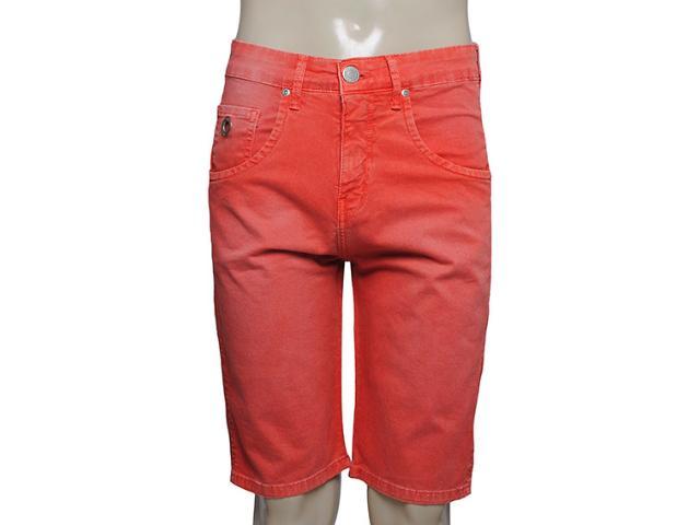 Bermuda Masculina Coca-cola Clothing 33200561 Vermelho
