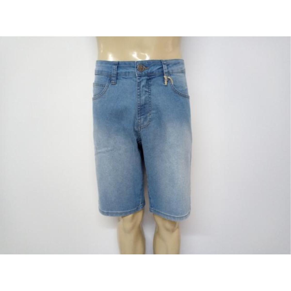 Bermuda Masculina Colcci 30102357 600 Jeans