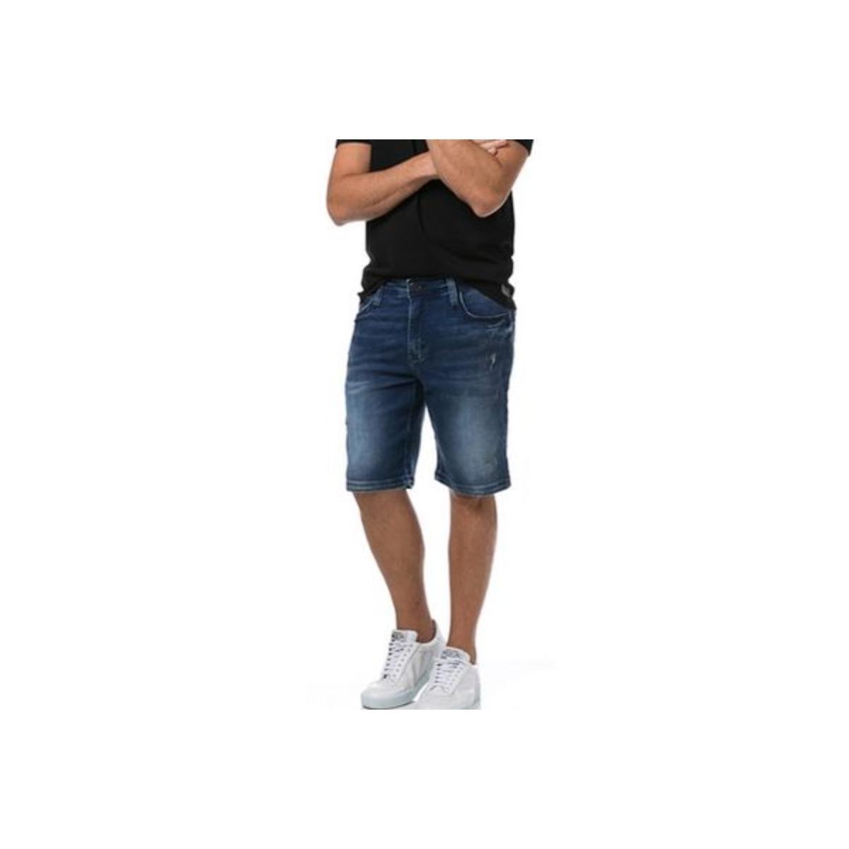 Bermuda Masculina Colcci 30102308 600 Jeans