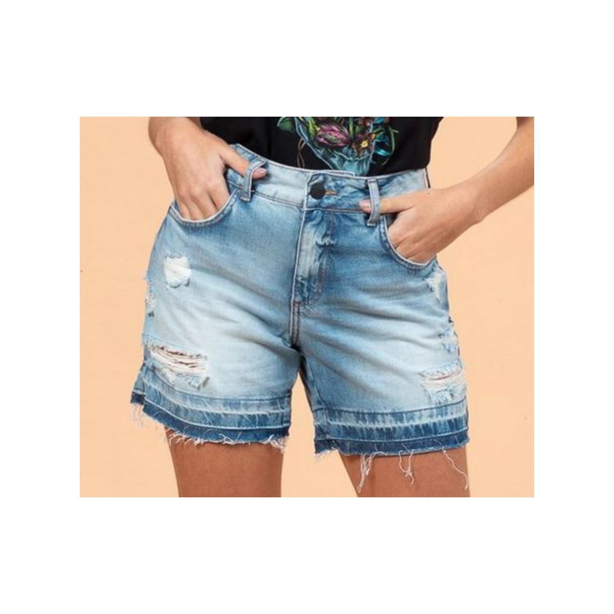 Bermuda Masculina Colcci 40102003 600 Jeans