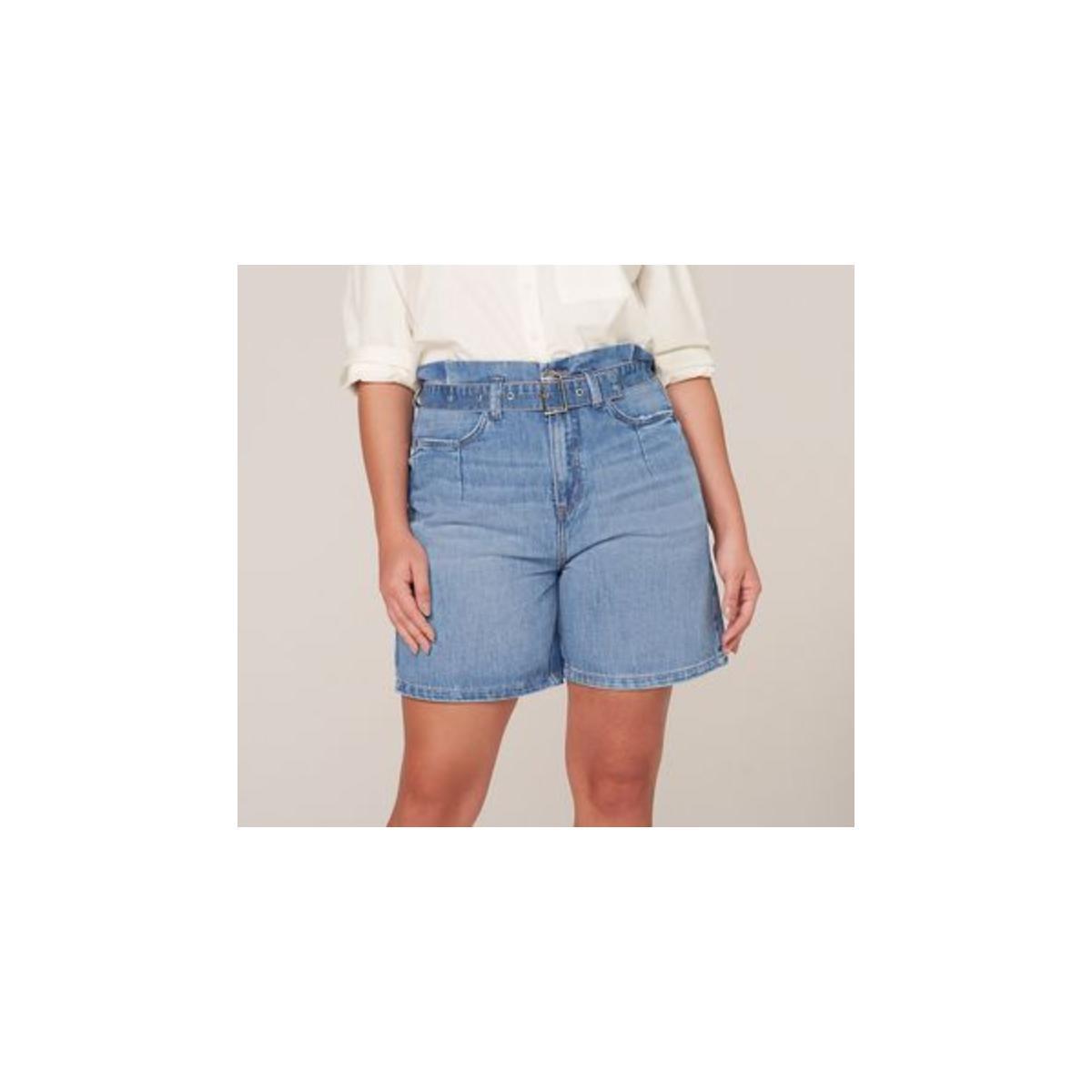 Bermuda Feminina Dzarm Zc4y 1asn  Jeans