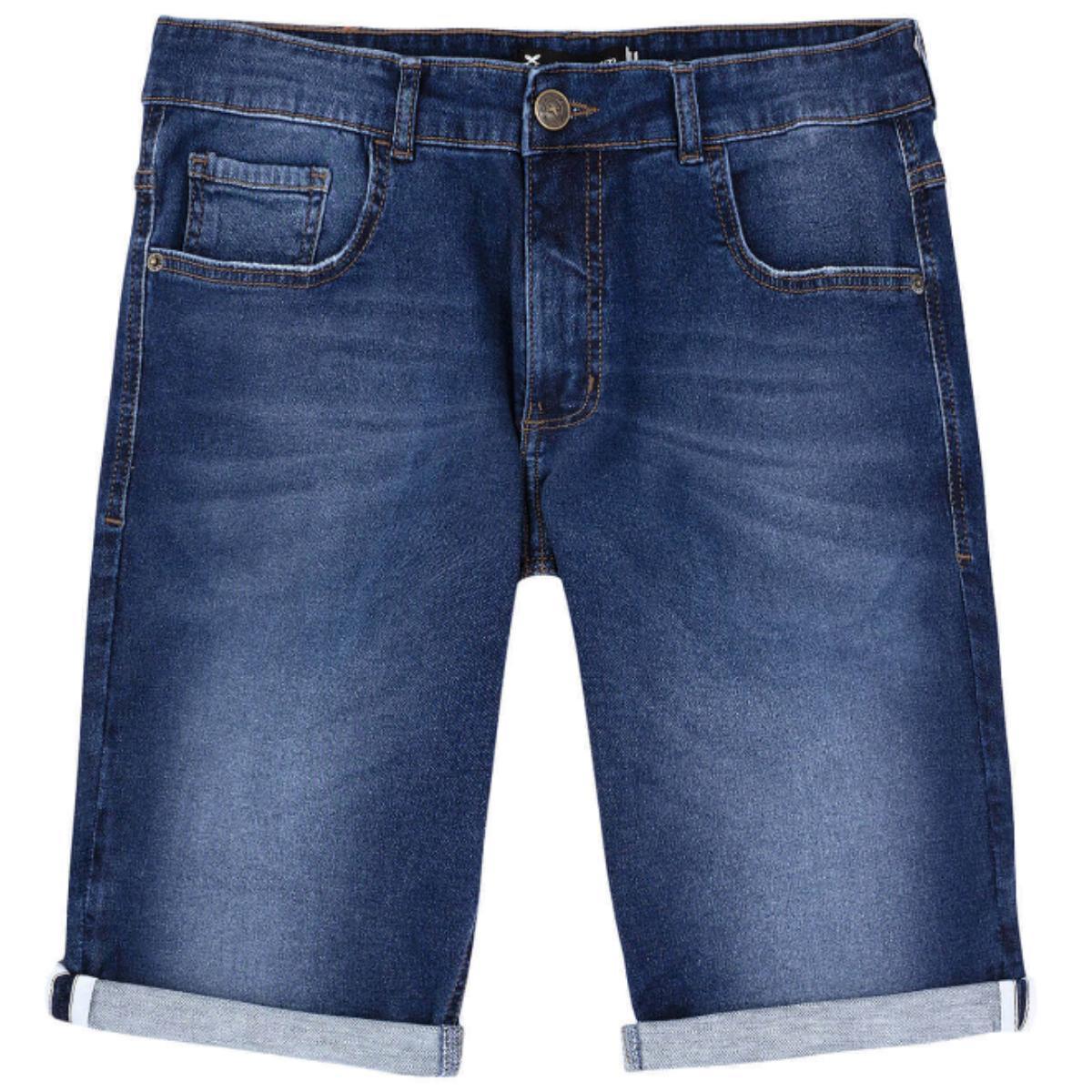Bermuda Masculina Hering H4am 1aej Jeans