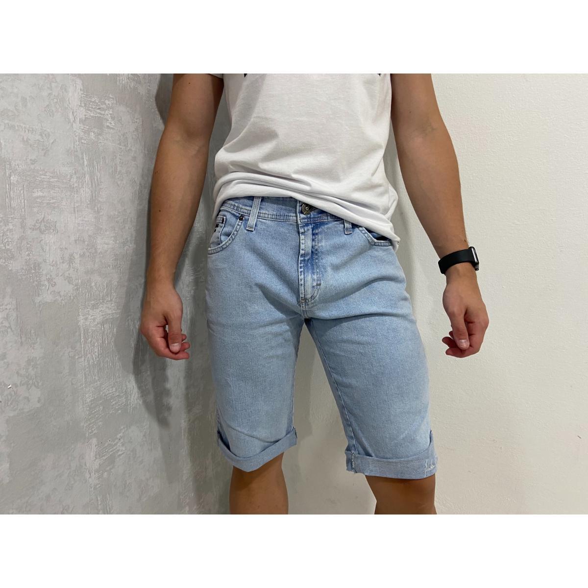 Bermuda Masculina Index 02.01.1000752 Jeans