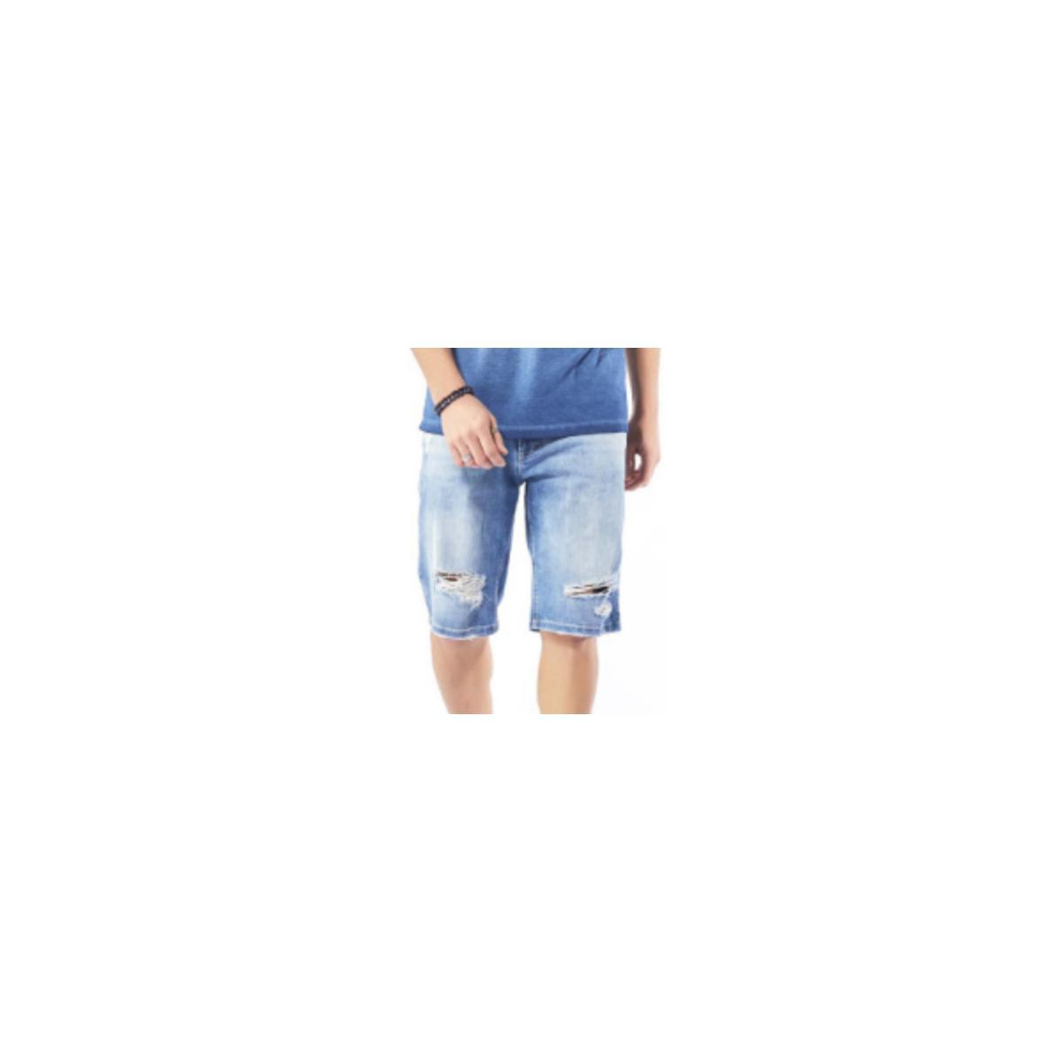 Bermuda Masculina Index 02.01.00716 Jeans