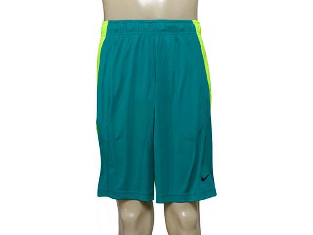 Bermuda Masculina Nike 742517-351 Dry Training Verde/limão