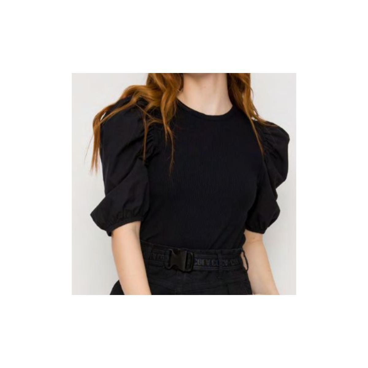 Blusa Feminina Coca-cola Clothing 363204058 0050 Preto