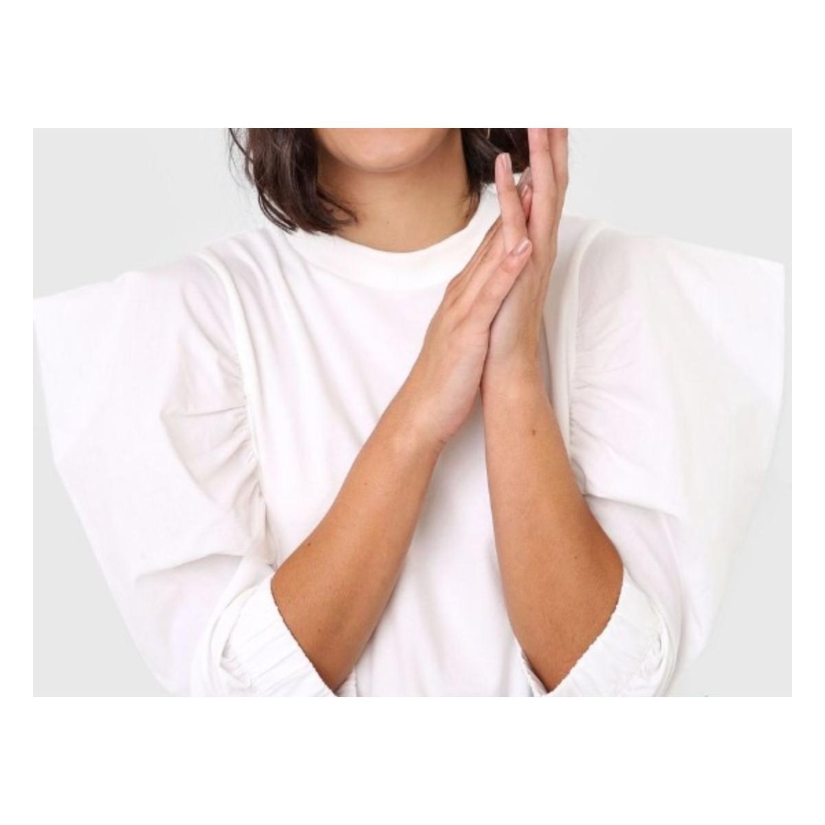 Blusa Feminina Colcci 360115536 58529 Off White