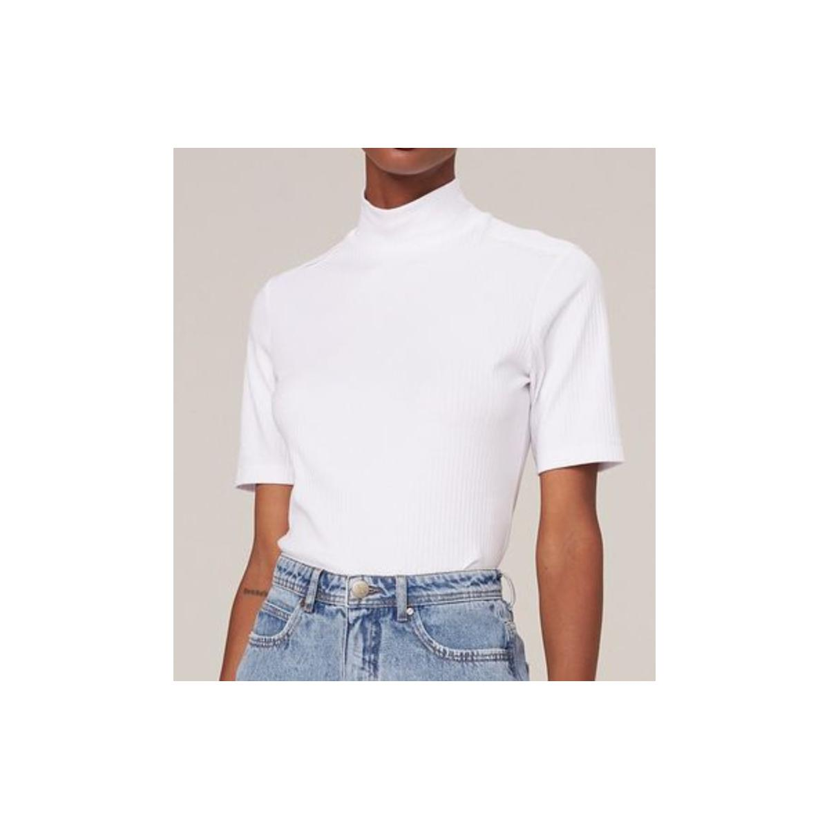 Blusa Feminina Dzarm 6rw6 N0aen  Off White
