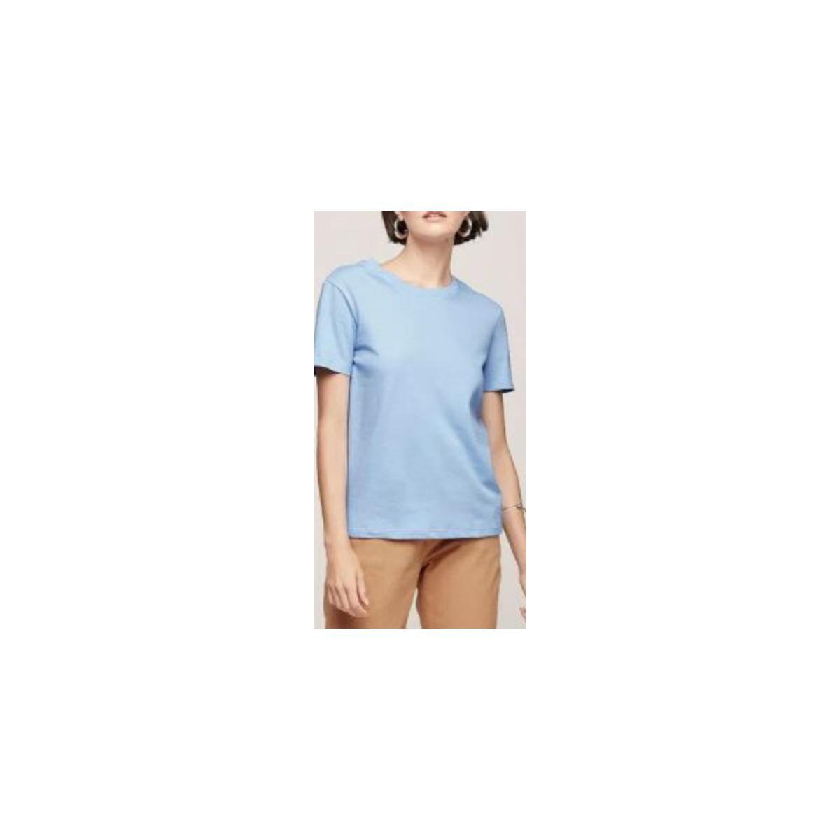 Blusa Feminina Dzarm 6rzq A19en  Azul