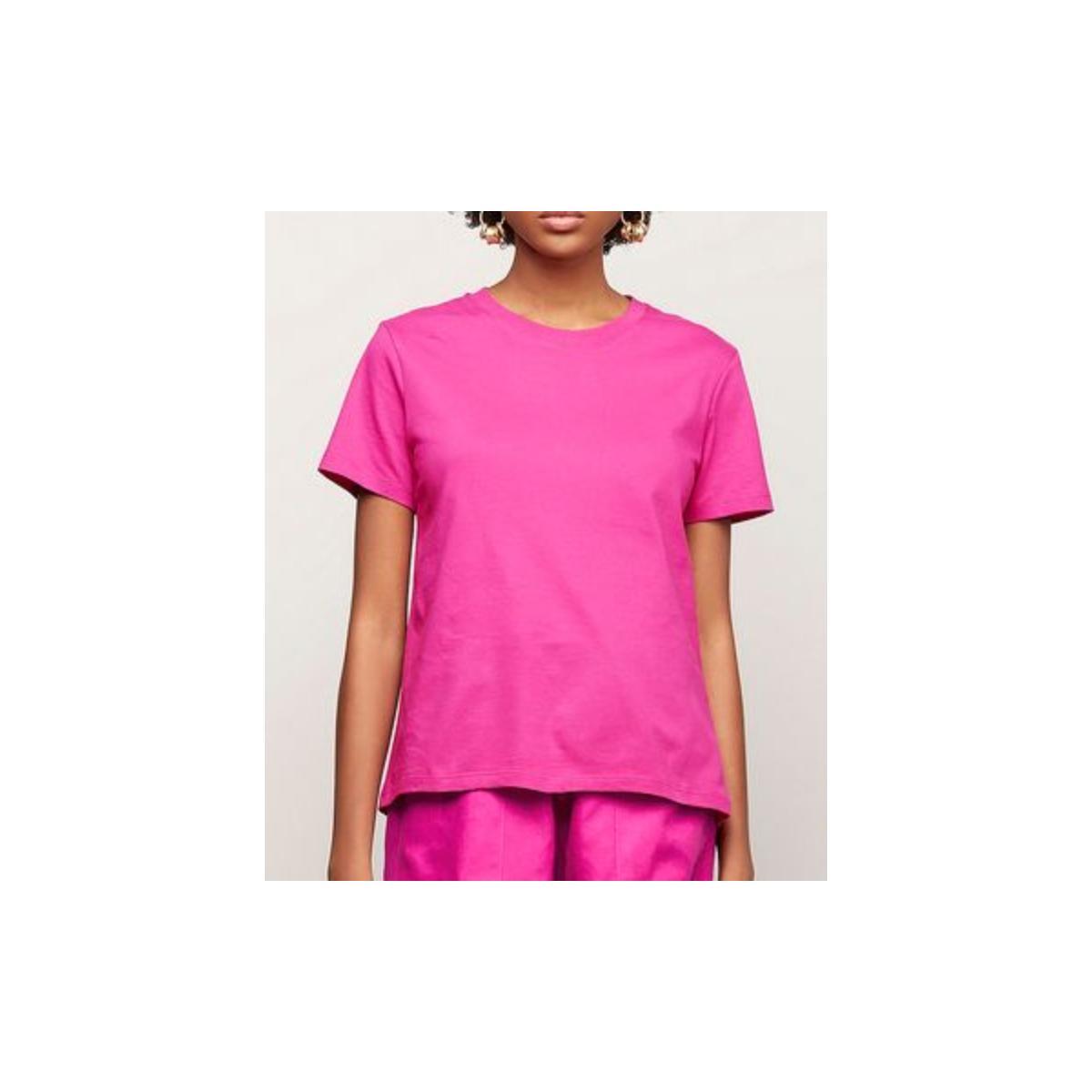 Blusa Feminina Dzarm 6rzq K37en  Pink