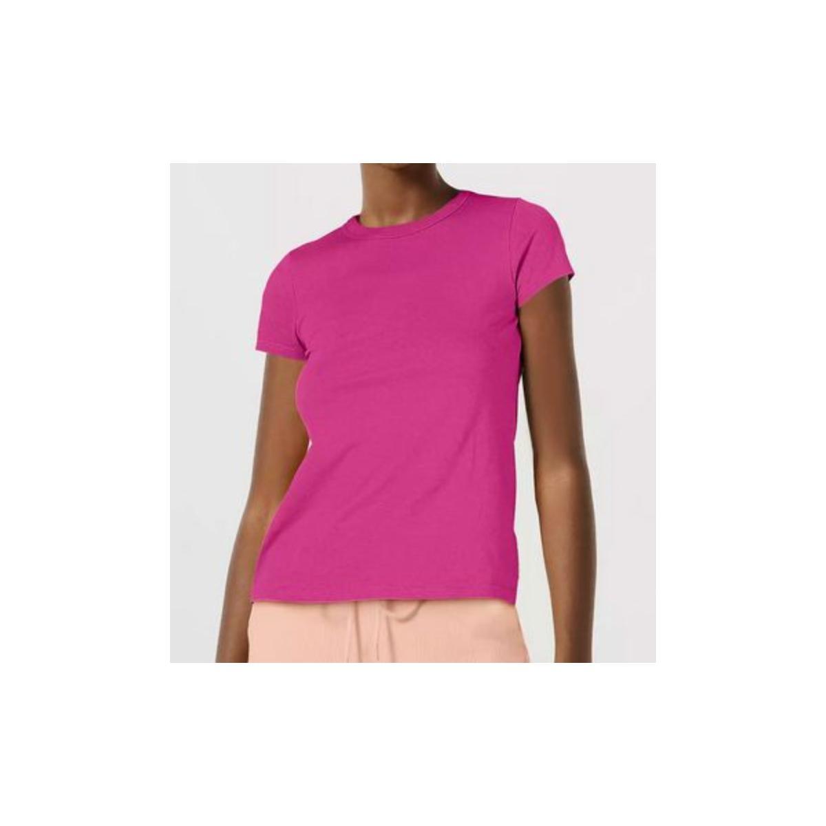 Blusa Feminina Hering 4f5u Kquen Pink