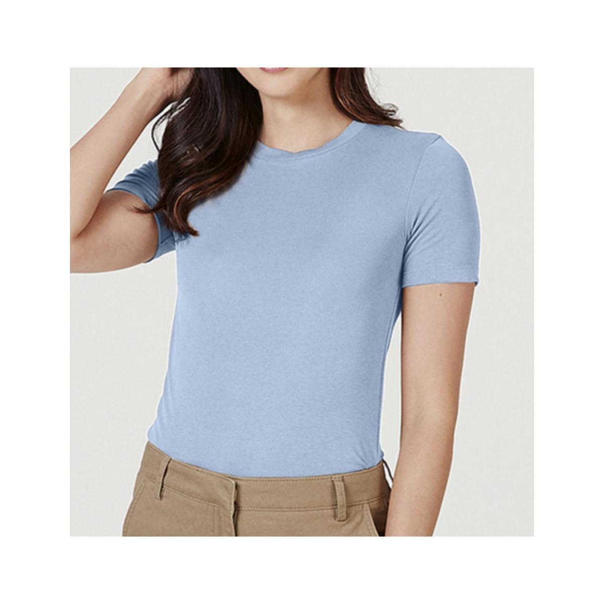 Blusa Feminina Hering 4f4l Az8en Azul
