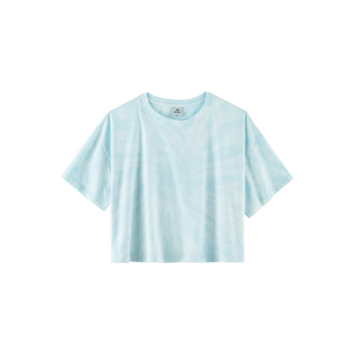 Blusa Feminina Hering 4fau 1cen Azul
