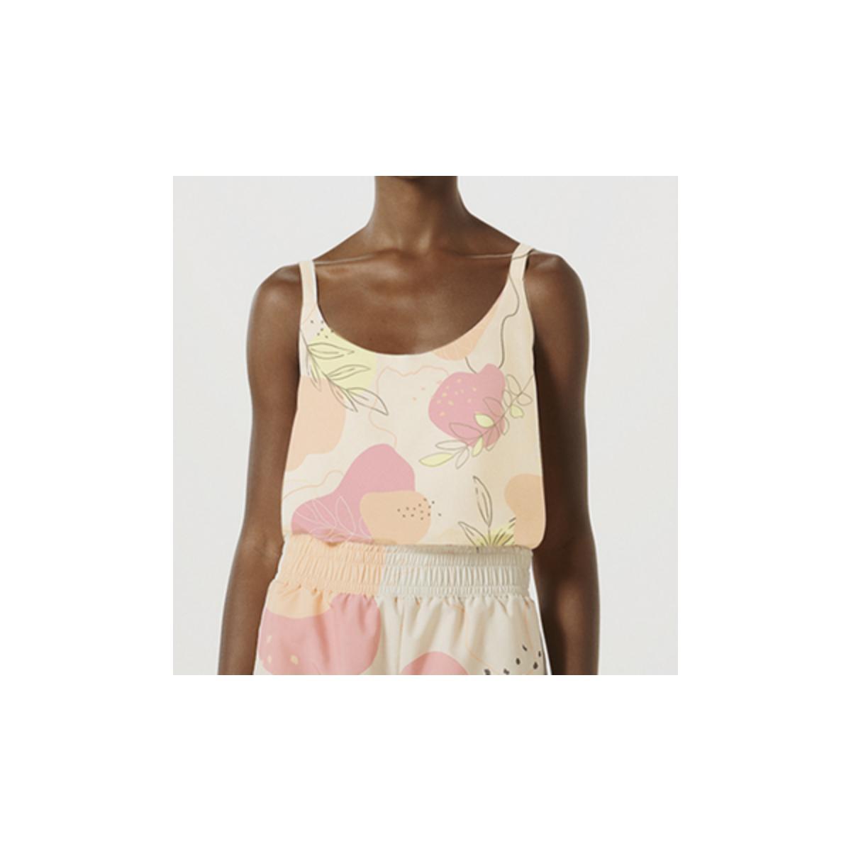Blusa Feminina Hering Q8c5 1den Color