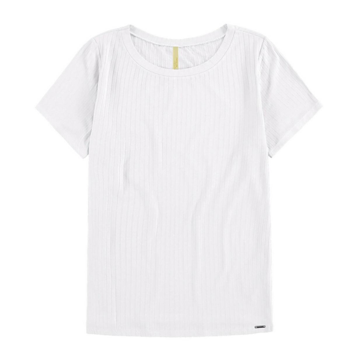 Blusa Feminina Lunender 00459 Branco