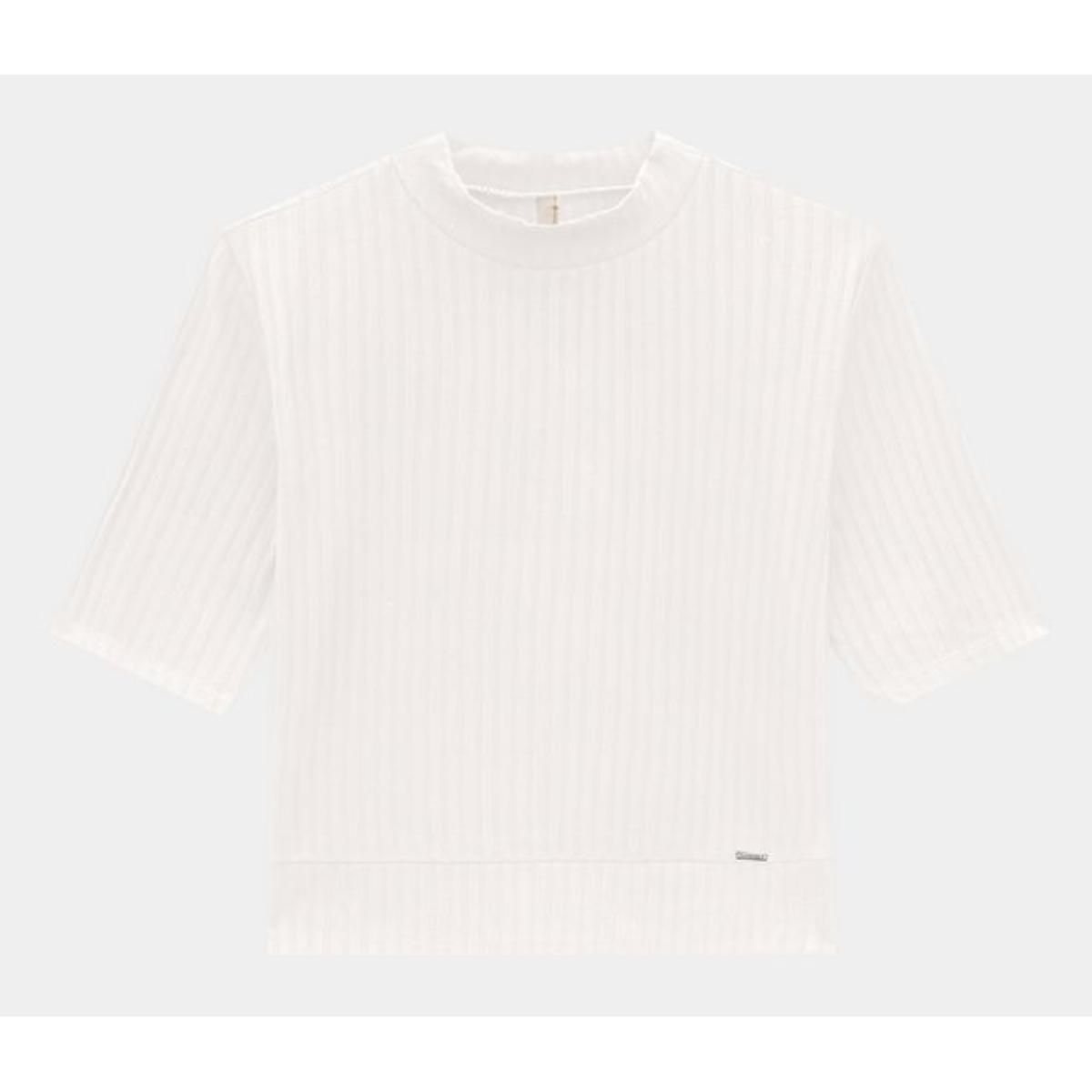 Blusa Feminina Lunender 60072 Branco