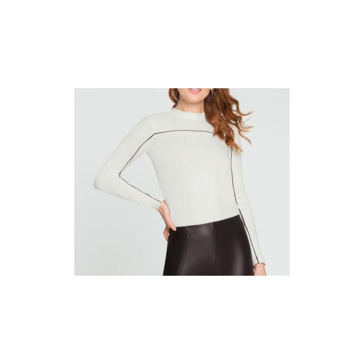 Blusa Feminina Lunender 60092 Off White