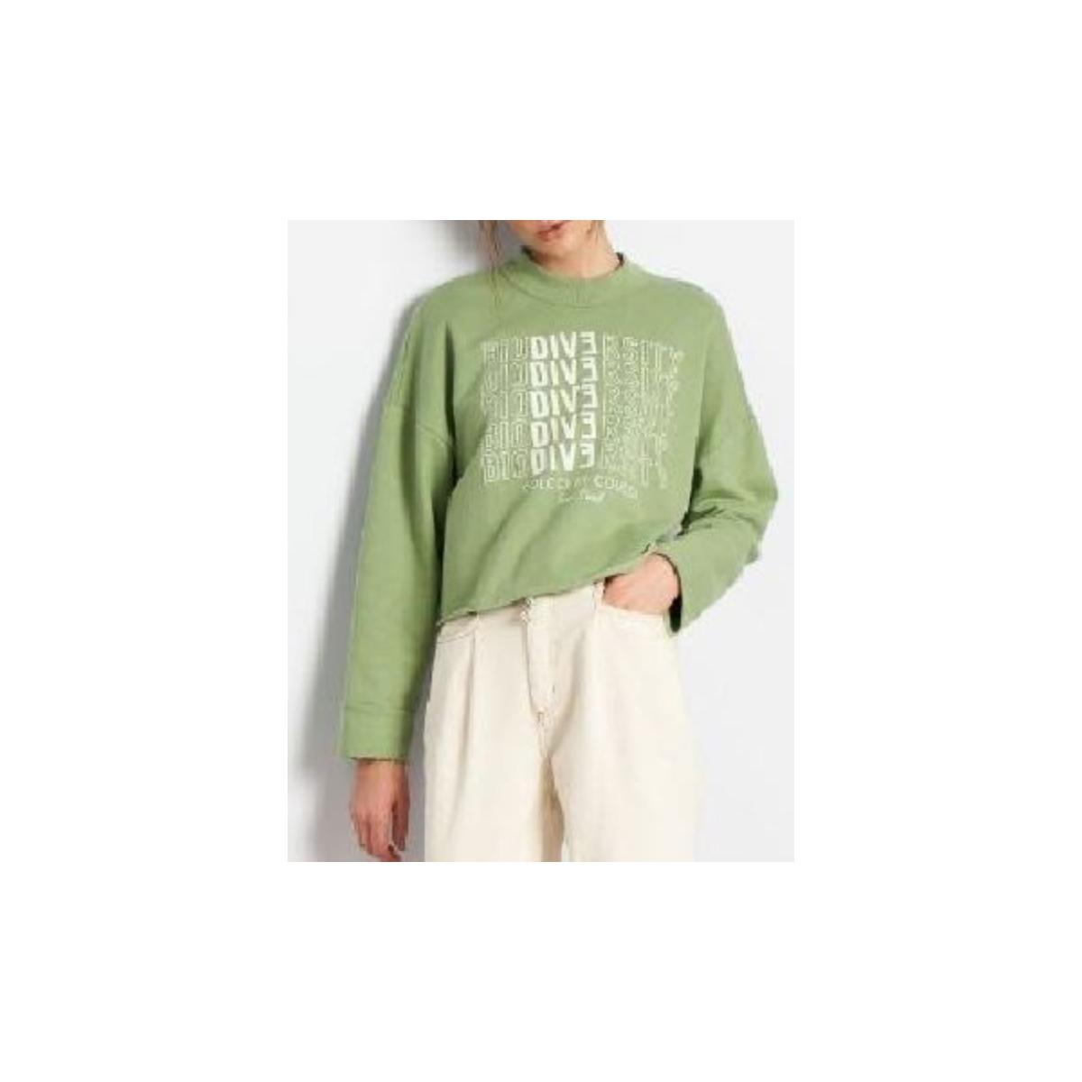Blusão Feminino Colcci 400100815 39000 Verde