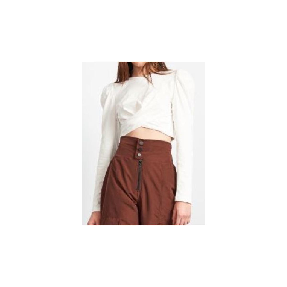 Blusão Feminino Colcci 360115505 58529 Off White