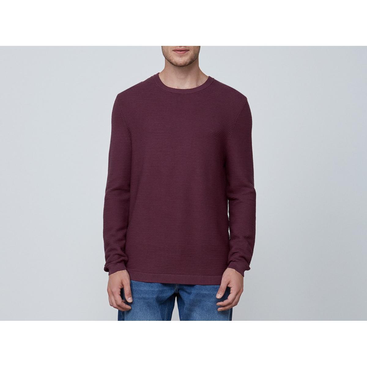 Blusão Masculino Dzarm Zn34 Rwxsi Vinho